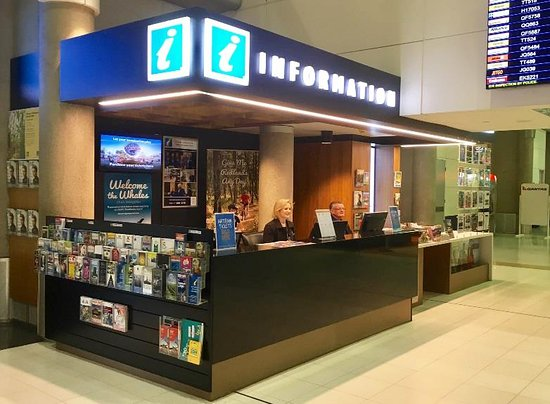 Brisbane Airport Visitor Information Centre