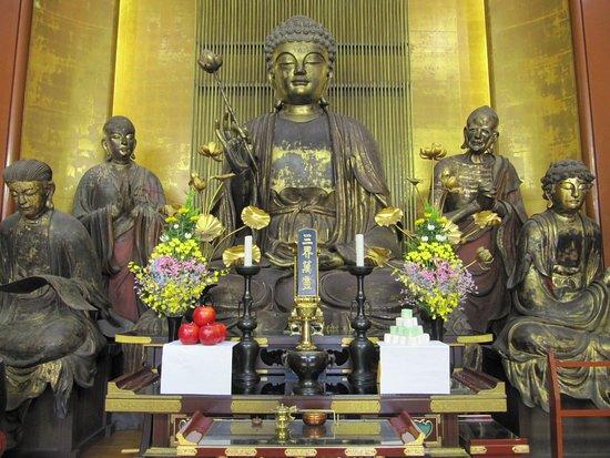 Tenonzan Gohyaku Rakan-ji Temple