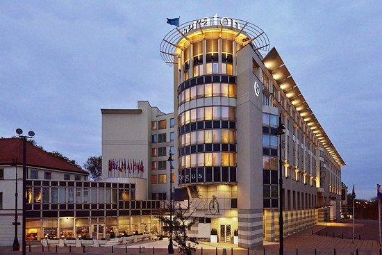 シェラトン ワルシャワ ホテル