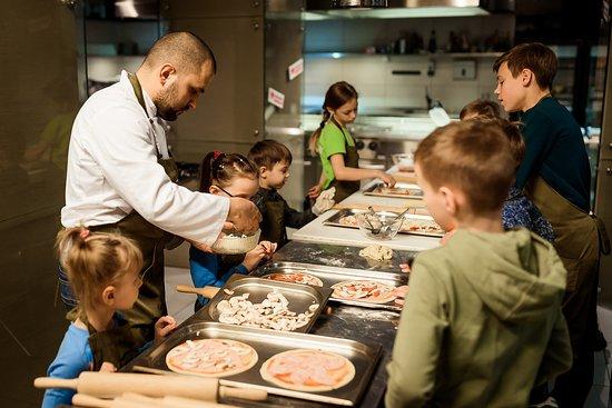 Gastronomic School Abrau-Durso