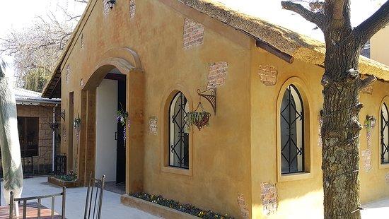 The Three Countries Estate: The English Oak Restaurant