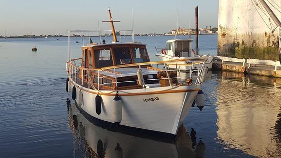 Lusitano Boat Tours