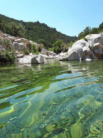 Active Holiday Sardinia: Piscine naturali in valle Oddoene