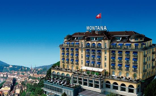 โรงแรมอาร์ทเดโก มอนทาน่าลูเซิร์น