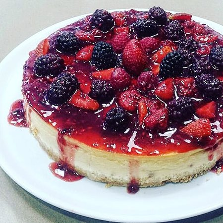 Arcadia, Южная Африка: Cheese Cake