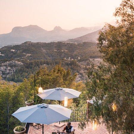 Bolulla, Spain: Las vistas son increibles!