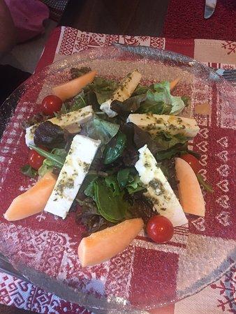 Les Collons, Switzerland: Salade de saison