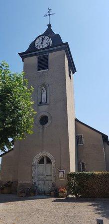 Nantua, Francia: Le Chemin des Pierres