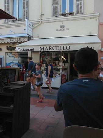 Marcello restaurant menton