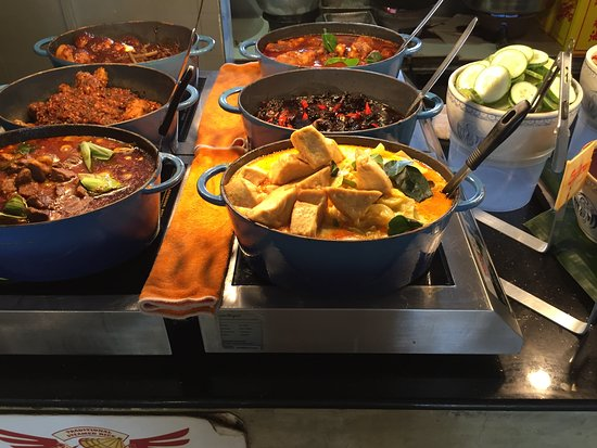 Nasi Lemak Kukus: 好吃的食物