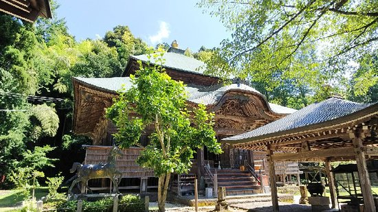 Matsunoodera Temple