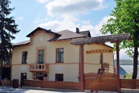 Calarasi, Mołdawia: Historical and Etnography Museum from Calarash Town