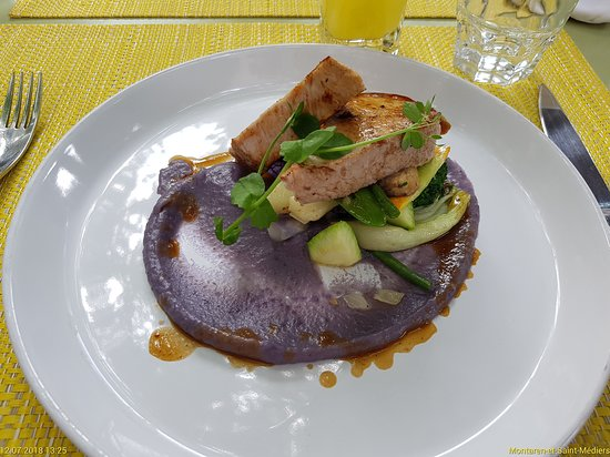 la Table 2 Julien : As tasty as it is beautiful