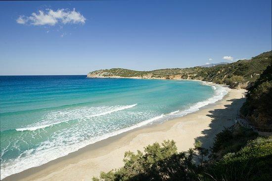 Ίστρον, Ελλάδα: Voulisma Beach