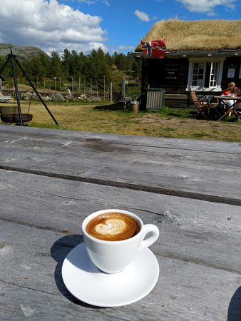 Central Norway, Norway: Cappuchino