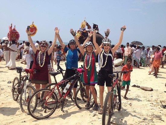 Kuttikkanam, Indien: Happy Riders Kuttikanam2 Coast