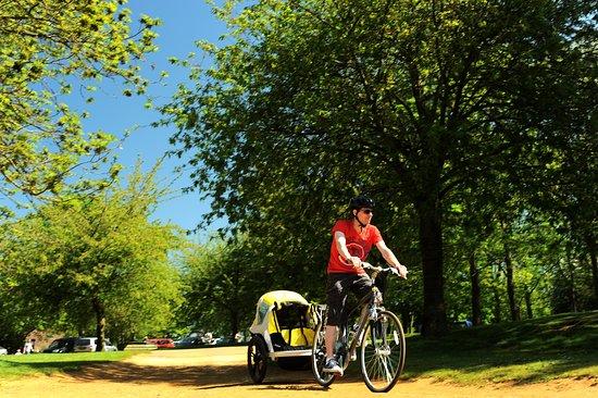 Rutland Cycling Pitsford Water