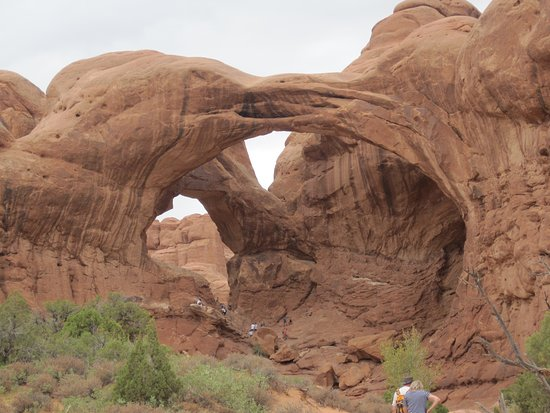Double Arch: See it and believe it!