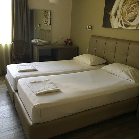 Mouikis Hotel: Camera doppia economy