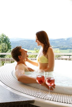 Lalling, Germany: Private-SPA Wellnesshotel bayern