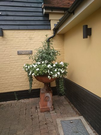 Bildeston, UK: Courtyard 2