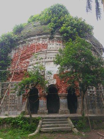 Midnapore, India: Ramjew temple