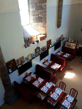 Vieille-Brioude, Francia: Salle de restaurant