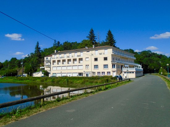 Chantonnay, France: View from the main road