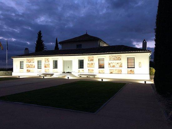 Horche, España: Monasterio (Noche)