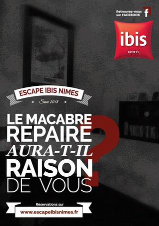 Escape Game Ibis