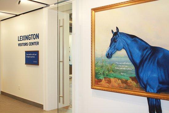 Lexington Visitors Center