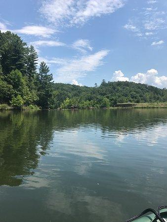Stuart, Вирджиния: Fairystone Lake