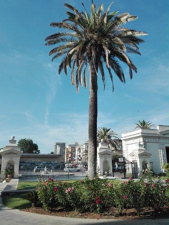 Victoria Terme Hotel: L'ingresso dell'Hotel
