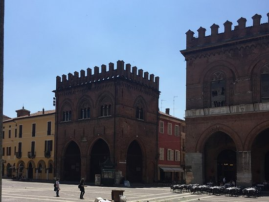 Centro Storico: View of Buildings