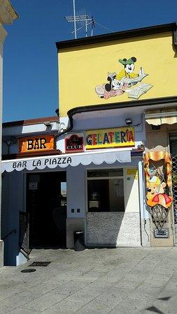 bar la piazza