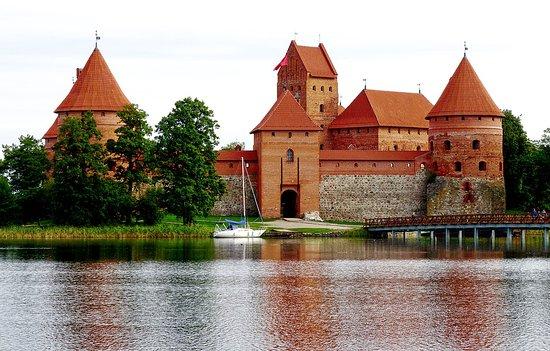 Private Tours Lithuania: Trakai Castle