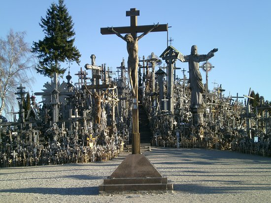 Private Tours Lithuania: Hill of Crosses