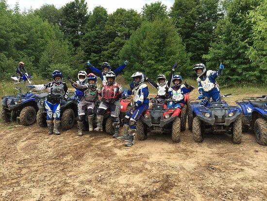 Smart Riding Adventures: Bachelorette Crew!