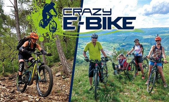 Crazy E-Bike