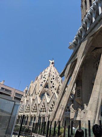 Valokuva: Placa de la Sagrada Familia