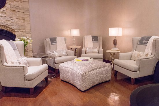 Southlake, TX: The beautiful relaxation room!