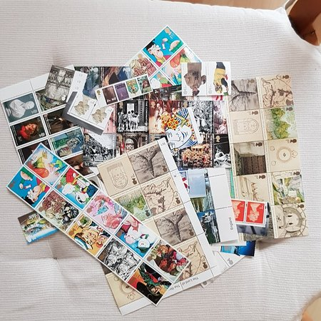 Gustamps Photo