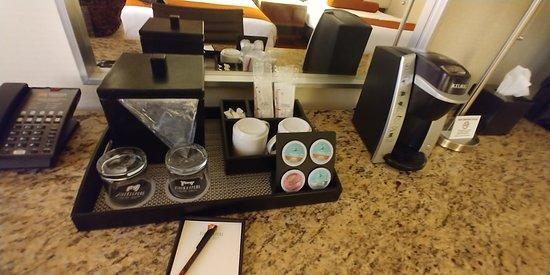Firekeepers Casino Hotel: Keurig Coffee Maker