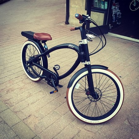 Pe Electric Bikes Southlands Ford Super Cruiser