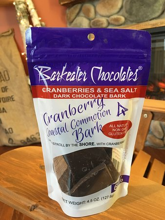 Barkeater Chocolates: Bark