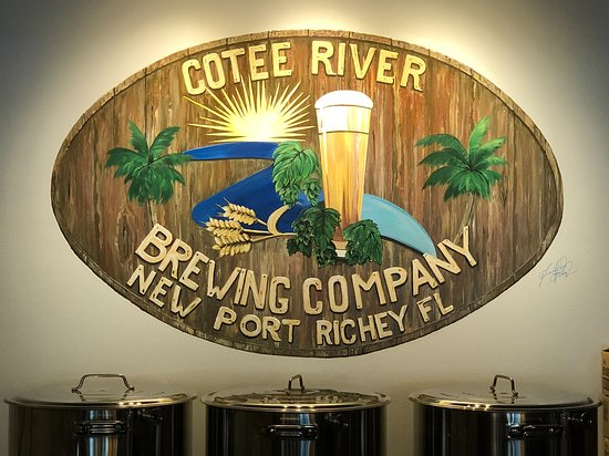 New Port Richey, FL: Best of luck to this deserving new brewing company!