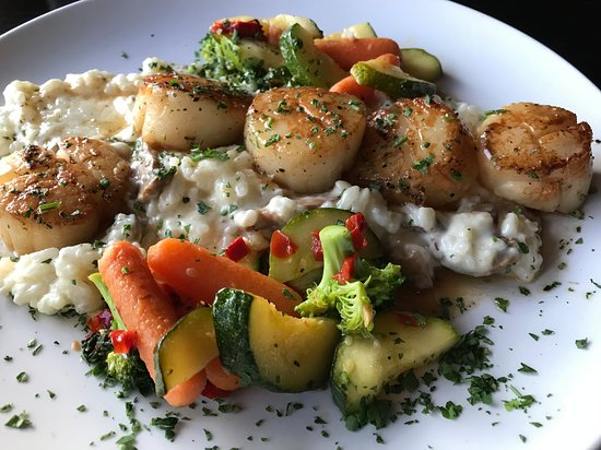 Harpoon Willy's: Day Boat Scallops