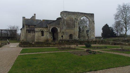 La Riche, Frankrike: Prieuré Saint Cosme