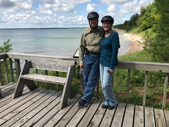 Door County, WI: Segway the Door Tours - Cave Point Tour