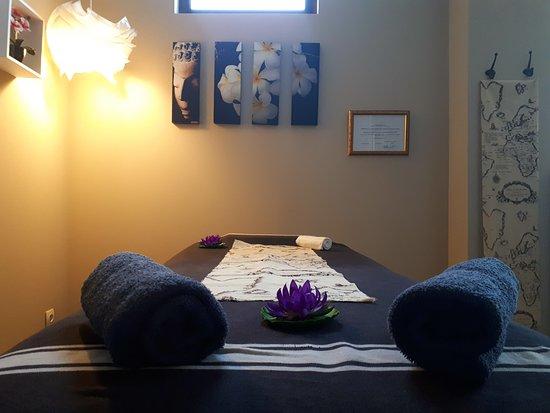 Ezy sur Eure, Francja: Massage